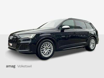 gebraucht Audi SQ7 SQ7 4.0 TDI quattro tiptronic4.0 TDI quattro tiptronic