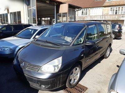 gebraucht Renault Espace 2,2 dci