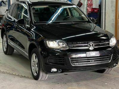 gebraucht VW Touareg Touareg 3.0 V6, AHK 3.5T, ab MFK, ab Service, 8-f.Bereift3.0 V6, AHK 3.5T, ab MFK, ab Service, 8-f.Bereift