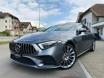 gebraucht Mercedes CLS450 (CLS 53 AMG UMBAU ) 4Matic AMG Line 9G-Tronic