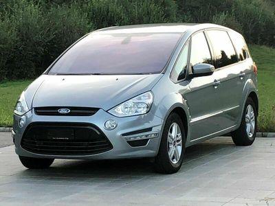 gebraucht Ford S-MAX 1.6 SCTi Titanium