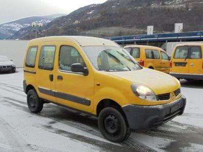 gebraucht Renault Kangoo 1.6 16V 4x4