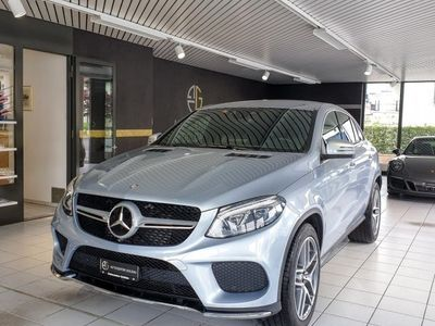 gebraucht Mercedes GLE350 GLE Coupéd 4Matic 9G-Tronic