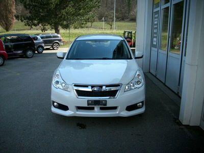 gebraucht Subaru Legacy Legacy 2.0i Swiss AWD Lineartronic2.0i Swiss AWD Lineartronic