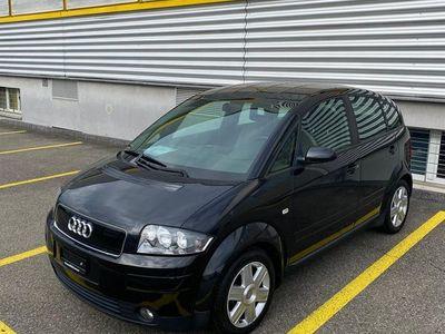 gebraucht Audi A2 A2 Aufi1.4 TDI