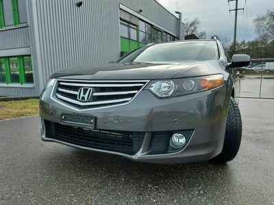 gebraucht Honda Accord Accord Tourer 2.0i 16V Exsecutive AutomaticTourer 2.0i 16V Exsecutive Automatic