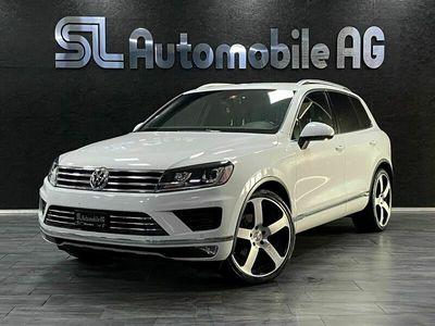 gebraucht VW Touareg 3.0 TDI BlueMotion Technology Tiptronic
