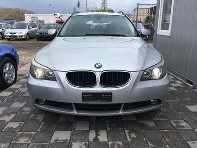 gebraucht BMW 525 5er i Touring