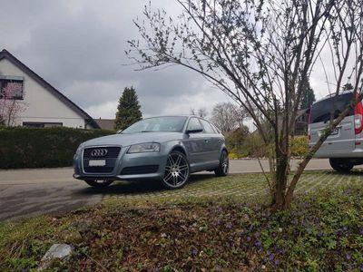 gebraucht Audi A3 Sportback 2.0 TFSI ab Service