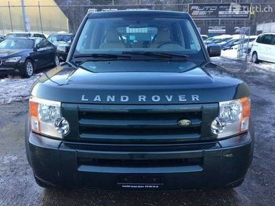 gebraucht Land Rover Discovery 2.7d V6 S