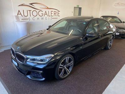 gebraucht BMW 730 7er d xDrive Steptronic * M-Sportpaket * Shadow Line * Swiss Premium *