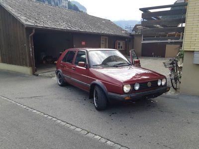 gebraucht VW Golf II 1.8l GL