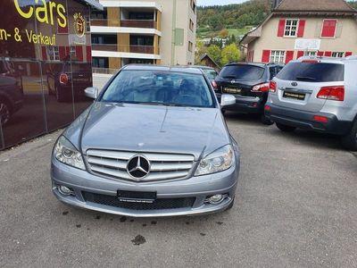 gebraucht Mercedes C230 Avantgarde 7G-Tronic