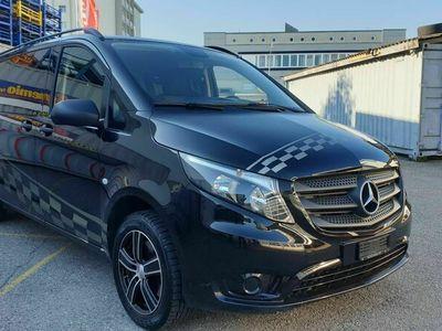 gebraucht Mercedes Vito 119 BlueTEC Mixto L 4Matic 7G-Tronic Euro 6