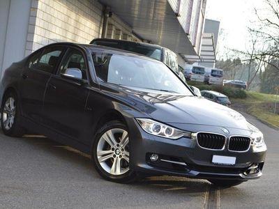 gebraucht BMW 320 i xDrive Sport Line Steptronic I Euro 6 I SPURWECHSEL