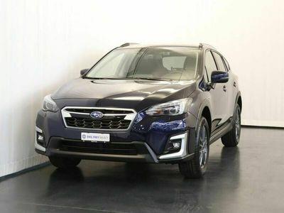 gebraucht Subaru XV 2.0i e-Boxer Luxury