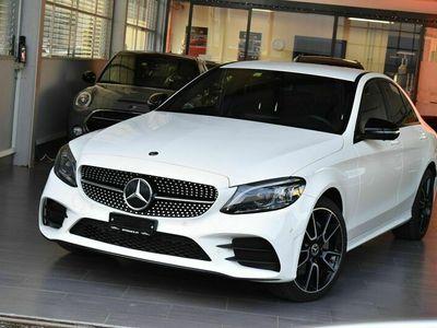 gebraucht Mercedes C200 C-Klasse C 200 Swiss Star AMG Line 4Matic 9G-Tronic C-KlasseSwiss Star AMG Line 4Matic 9G-Tronic