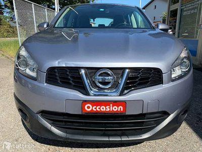 gebraucht Nissan Qashqai 2.0 4WD acenta