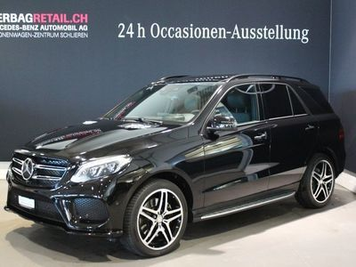 gebraucht Mercedes GLE500 Executive 4Matic 7G-Tronic