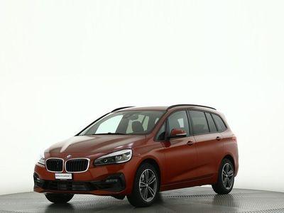 gebraucht BMW 220 Gran Tourer i Sport Line DKG