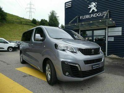 gebraucht Peugeot Traveller Standard 2.0 BlueHDi 180 Busin