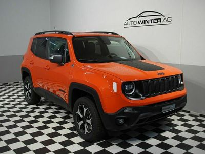 gebraucht Jeep Renegade 1.3 T PHEV Trailhawk AWD