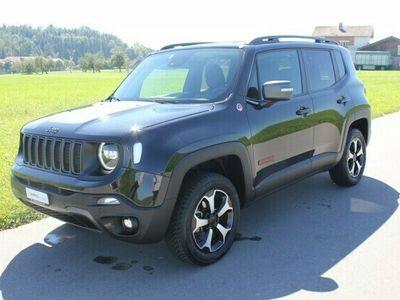gebraucht Jeep Renegade 2.0 MJ Trailhawk AWD + Low Range 9ATX