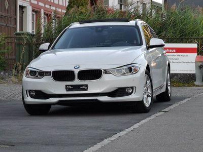 gebraucht BMW 330 3er d Xdrive M Sport/Anhengerkuplung/Voll Option