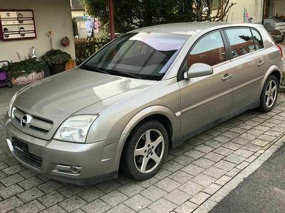 gebraucht Opel Signum Signum 2.2 mit MFK !!!2.2 mit MFK !!!