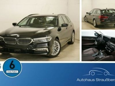gebraucht BMW 530 d xDrive Touring Luxury Line NP: 86.000€ ACC
