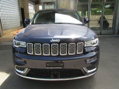 gebraucht Jeep Grand Cherokee 3.6 Summit