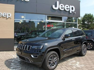 gebraucht Jeep Grand Cherokee 3.0 CRD 250 Limited