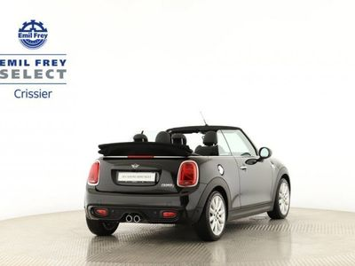 gebraucht Mini Cooper S Cabriolet 2.0i