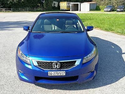 gebraucht Honda Accord coupe V6 3.5 USA