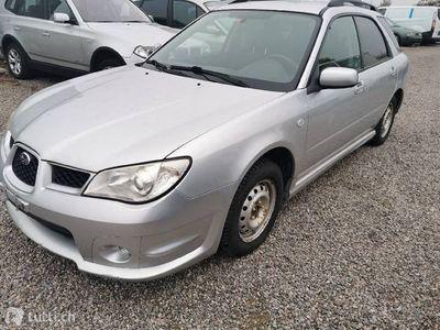 gebraucht Subaru Impreza 1.5R Swiss Pique-As