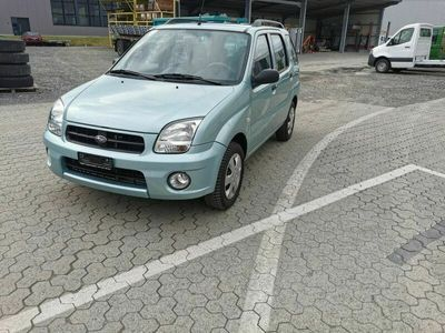 gebraucht Subaru Justy G3X1.5 AWD (Kleinwagen)
