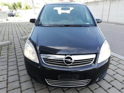 gebraucht Opel Zafira 1.8i 16V