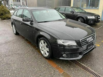 gebraucht Audi A4 Avant 1.8 TSFI 4x4