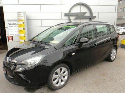 gebraucht Opel Zafira Tourer 1.4T eTEC Drive