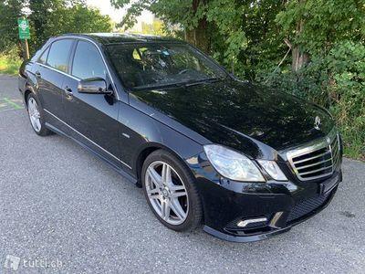 gebraucht Mercedes E350 4X4 DIESEL FRISCH AB MFK & SERVICE 11.2019