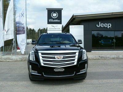 gebraucht Cadillac Escalade 6.2 Platinum Automatic