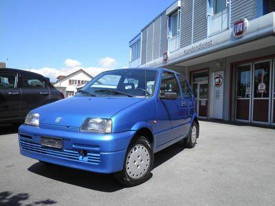 gebraucht Fiat Cinquecento Suite