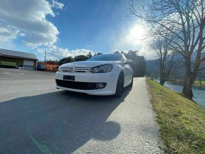 gebraucht VW Golf VI R-line TFSI