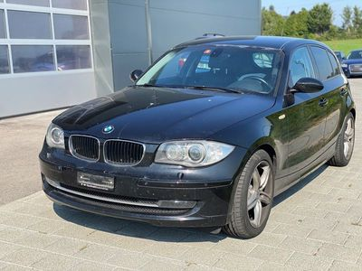 gebraucht BMW 123 d Steptronic