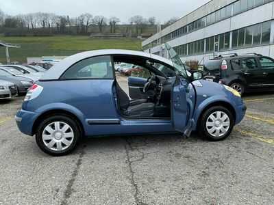 gebraucht Citroën C3 Pluriel 1.4i Tonic