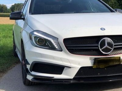 gebraucht Mercedes A45 AMG A-Klasse Mercedes