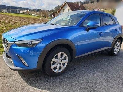 gebraucht Mazda CX-3 1.5 D Ambition FWD