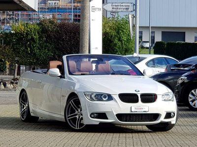 gebraucht BMW 330 Cabriolet 3er d M-Sportpaket Steptronic *Frisch ab MFK*