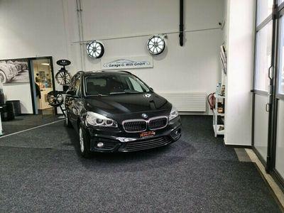 gebraucht BMW 216 Gran Tourer 2er d Steptronic