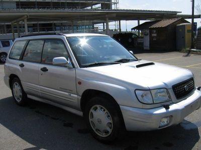 gebraucht Subaru Forester 2.0 Turbo Club Automatic